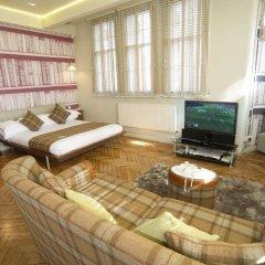 Отель Abode Manchester Манчестер комната для гостей фото 5
