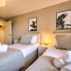Отель City Riverview Apt Balcony & Parking Великобритания, Глазго - отзывы, цены и фото номеров - забронировать отель City Riverview Apt Balcony & Parking онлайн комната для гостей фото 3