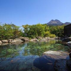 Отель Yufuin Ryokan Baien Хидзи бассейн фото 3