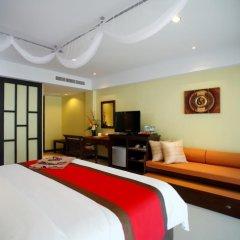 Отель Diamond Cottage Resort And Spa пляж Ката удобства в номере фото 2