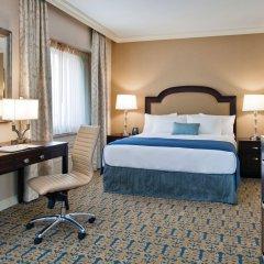 Отель The Capital Hilton США, Вашингтон - отзывы, цены и фото номеров - забронировать отель The Capital Hilton онлайн комната для гостей фото 2