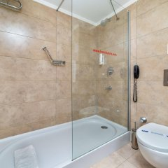 Hane Garden Hotel Турция, Сиде - отзывы, цены и фото номеров - забронировать отель Hane Garden Hotel онлайн ванная