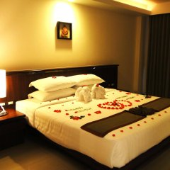 Отель Thanthip Beach Resort комната для гостей