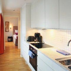 Апартаменты Biz Apartment Gardet Стокгольм фото 5