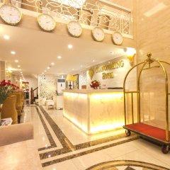 Отель Hanoi Diamond King Ханой гостиничный бар