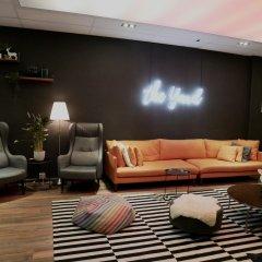 Отель The Yard Concept Hostel Финляндия, Хельсинки - отзывы, цены и фото номеров - забронировать отель The Yard Concept Hostel онлайн интерьер отеля фото 2
