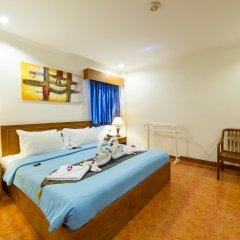 Отель Inn Patong Beach Hotel, Phuket Таиланд, Пхукет - 3 отзыва об отеле, цены и фото номеров - забронировать отель Inn Patong Beach Hotel, Phuket онлайн комната для гостей фото 4