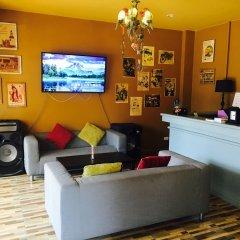 Ol'Masta Hotel & Lounge интерьер отеля