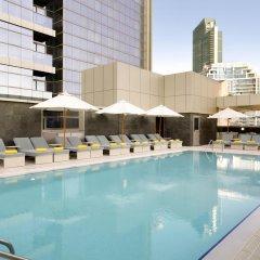 Отель Wyndham Dubai Marina Дубай бассейн фото 2