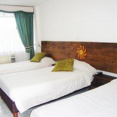 Hotel Del Llano комната для гостей