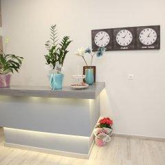 Отель Adonis Village Греция, Пефкохори - отзывы, цены и фото номеров - забронировать отель Adonis Village онлайн интерьер отеля