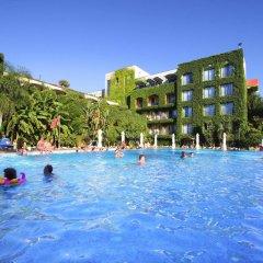 Hotel Caesar Palace Джардини Наксос бассейн