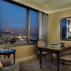 Отель The Ritz-Carlton, Istanbul комната для гостей фото 8
