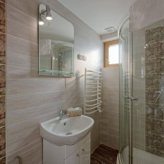Отель Aparthotel Delta Garden Польша, Закопане - отзывы, цены и фото номеров - забронировать отель Aparthotel Delta Garden онлайн ванная фото 2