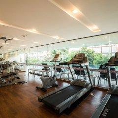 At Mind Premier Suites Hotel фитнесс-зал фото 2