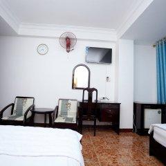 Thanh Lan Hotel комната для гостей фото 5