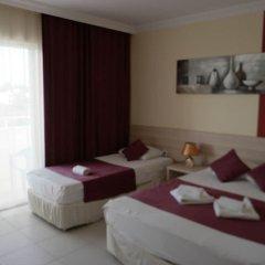 Safak Beach Hotel Сиде комната для гостей фото 3