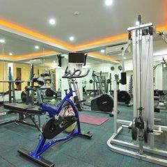 Отель Manila Lotus Hotel Филиппины, Манила - отзывы, цены и фото номеров - забронировать отель Manila Lotus Hotel онлайн фитнесс-зал фото 4