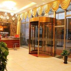 Jingan Express Hotel интерьер отеля
