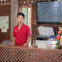 Отель Banraya Resort and Spa интерьер отеля
