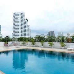 Bangkok Hotel Lotus Sukhumvit Бангкок бассейн фото 3
