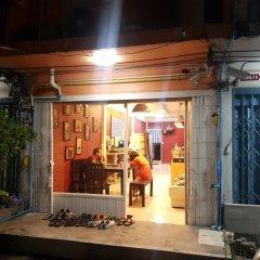 Mana Hostel Бангкок интерьер отеля фото 3