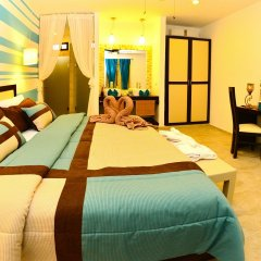 Отель Posada Mariposa Boutique Hotel Мексика, Плая-дель-Кармен - отзывы, цены и фото номеров - забронировать отель Posada Mariposa Boutique Hotel онлайн комната для гостей