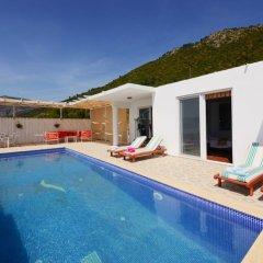 Villa Prize Турция, Патара - отзывы, цены и фото номеров - забронировать отель Villa Prize онлайн бассейн фото 3