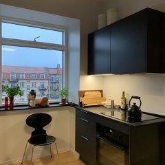 Отель 2 bedroom apt Axel Møllers Have 1422-1 Фредериксберг в номере