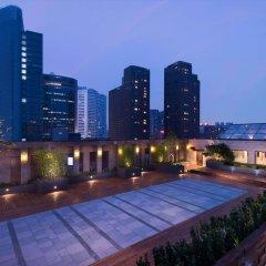 Отель Hilton Beijing бассейн фото 3