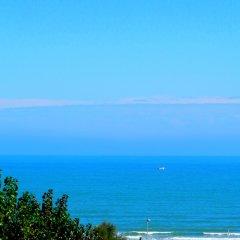 Hotel Tritone пляж