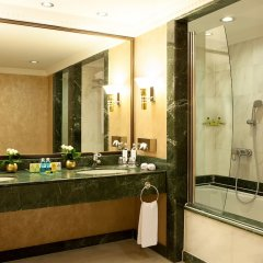 Отель InterContinental Istanbul Стамбул ванная