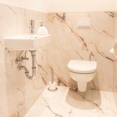 Отель Abieshomes Serviced Apartments - Votivpark Австрия, Вена - отзывы, цены и фото номеров - забронировать отель Abieshomes Serviced Apartments - Votivpark онлайн ванная
