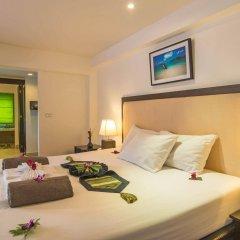 Отель Aonang All Seasons Beach Resort комната для гостей фото 4