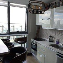 Отель Dumankaya Ikon 32 Floor Duplex B в номере