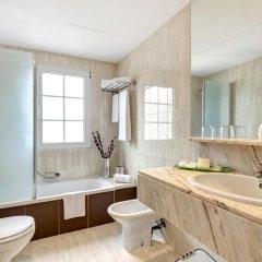 Отель Menorca Patricia Испания, Сьюдадела - отзывы, цены и фото номеров - забронировать отель Menorca Patricia онлайн ванная