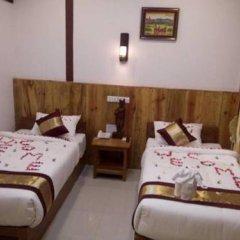 Отель Golden Mountain Hotel Мьянма, Хехо - отзывы, цены и фото номеров - забронировать отель Golden Mountain Hotel онлайн комната для гостей