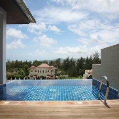 Отель Bangtao Tropical Residence Resort & Spa бассейн фото 4