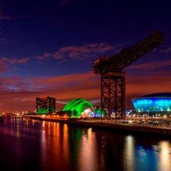 Hilton Glasgow Grosvenor Hotel фото 3