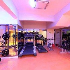 DeLuxe Golden Horn Sultanahmet Hotel фитнесс-зал фото 3
