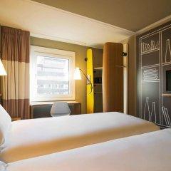 Отель Ibis Amsterdam City Stopera Нидерланды, Амстердам - отзывы, цены и фото номеров - забронировать отель Ibis Amsterdam City Stopera онлайн комната для гостей фото 5