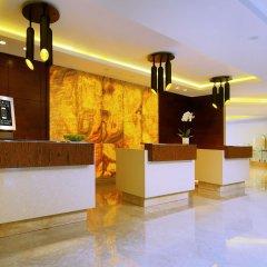 Гостиница Marriott Novy Arbat Москва интерьер отеля