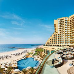 Отель Fairmont Ajman пляж фото 2