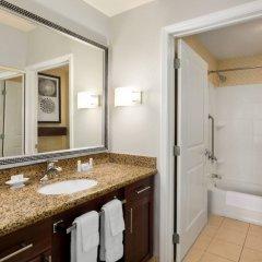 Отель Residence Inn Chattanooga Near Hamilton Place ванная