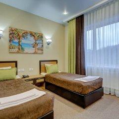 Мини-Отель Комфорт Класс Стандартный номер с 2 отдельными кроватями фото 10