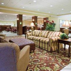 Отель Holiday Inn Raleigh Durham Airport интерьер отеля фото 3