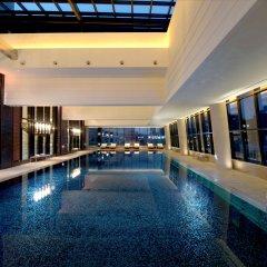 Отель Conrad Seoul Южная Корея, Сеул - 1 отзыв об отеле, цены и фото номеров - забронировать отель Conrad Seoul онлайн бассейн