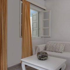 Отель Mediterranean Beach Palace Hotel Греция, Остров Санторини - отзывы, цены и фото номеров - забронировать отель Mediterranean Beach Palace Hotel онлайн комната для гостей фото 5