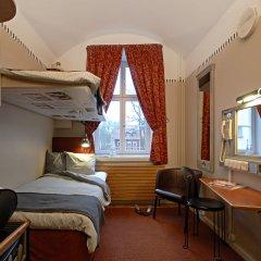 Отель Långholmen Hotell Швеция, Стокгольм - отзывы, цены и фото номеров - забронировать отель Långholmen Hotell онлайн комната для гостей фото 5