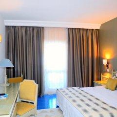 Отель Palais des Iles Тунис, Мидун - отзывы, цены и фото номеров - забронировать отель Palais des Iles онлайн комната для гостей фото 3